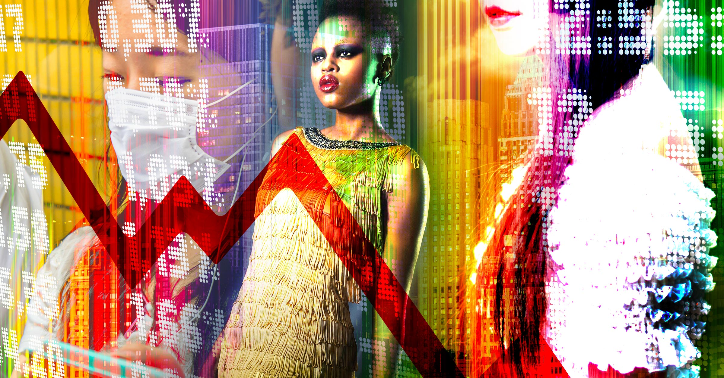 Coronavirus fashion crisis