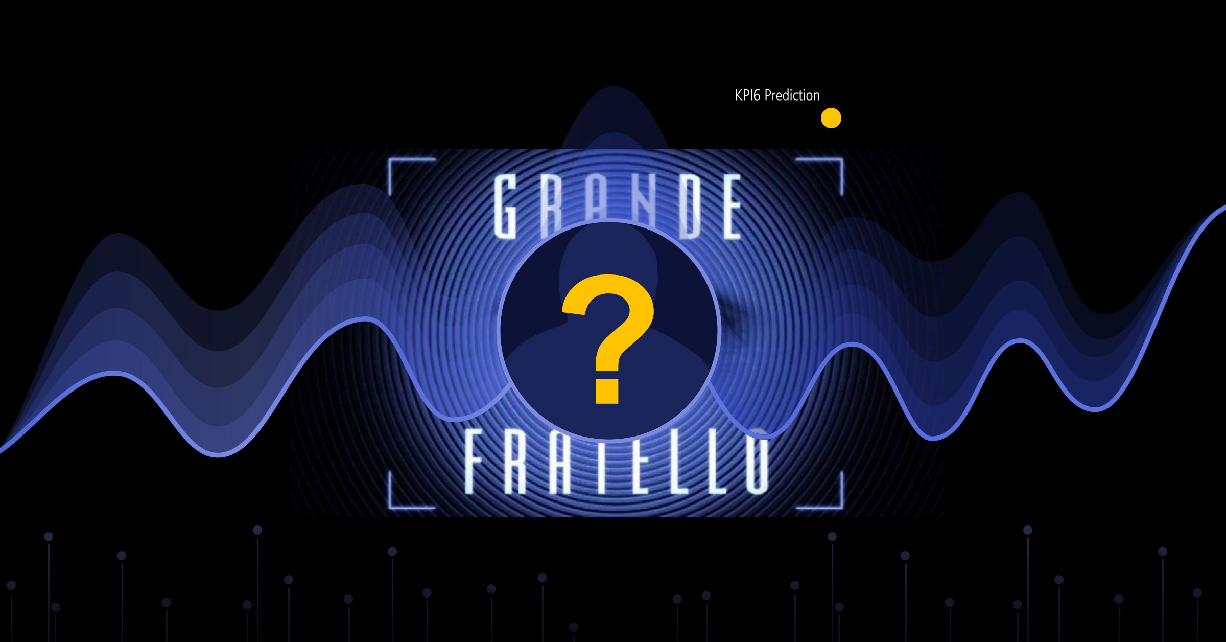 The prediction of GFvip winner according to social network