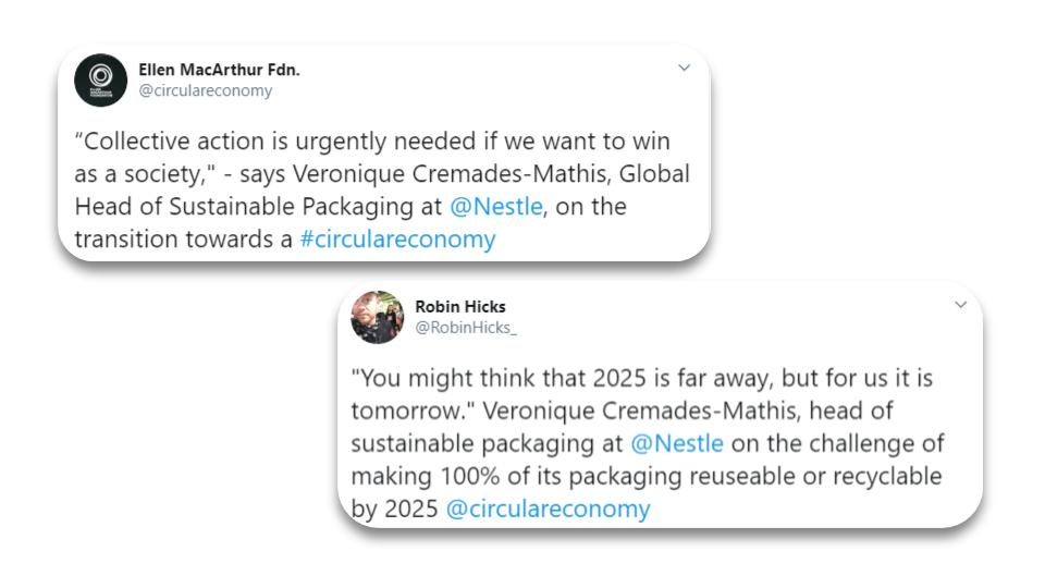 Tweets that mention Nestle