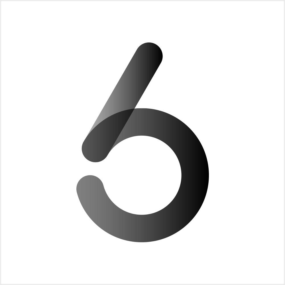 6 black