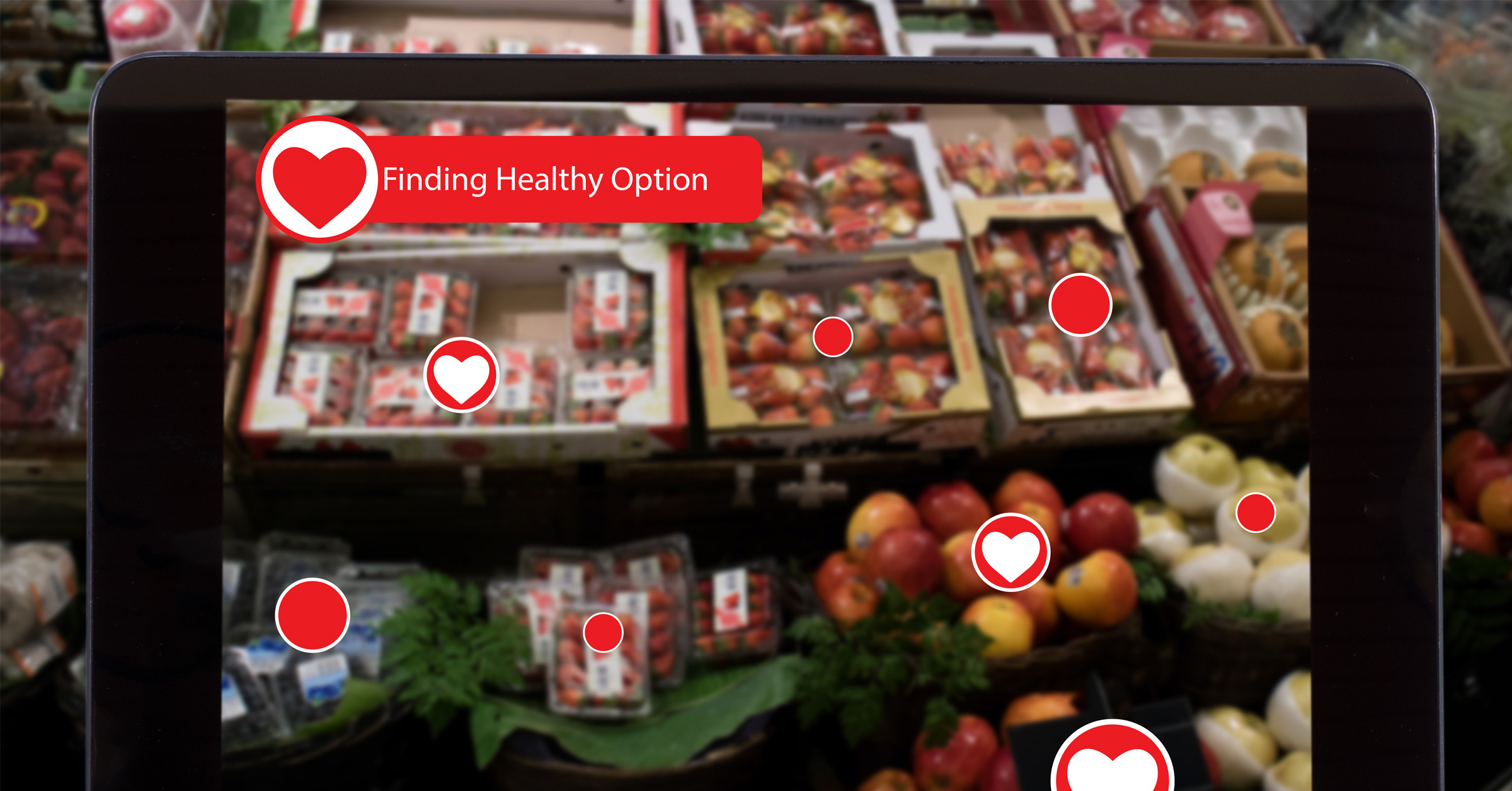 customer-experience in healthy market