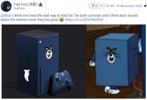 meme xbox